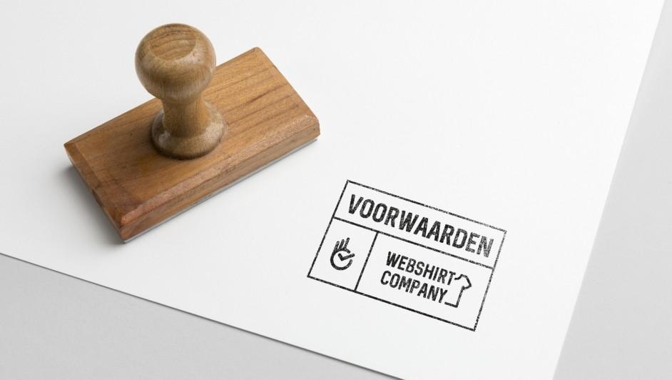 Voorwaarden WebshirtCompany