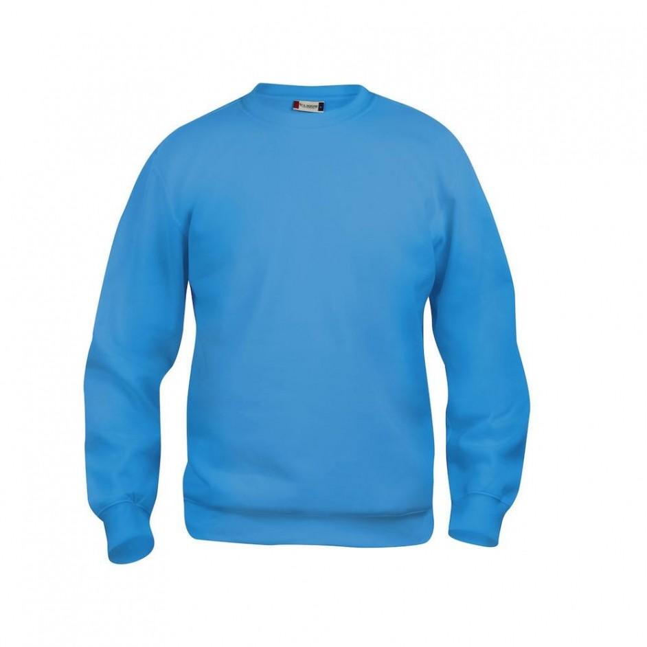 Clique Clique Basic Roundneck 021030 turquoise 54