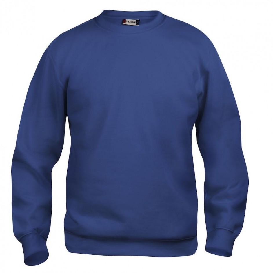 Clique Clique Basic Roundneck 021030 blauw 56