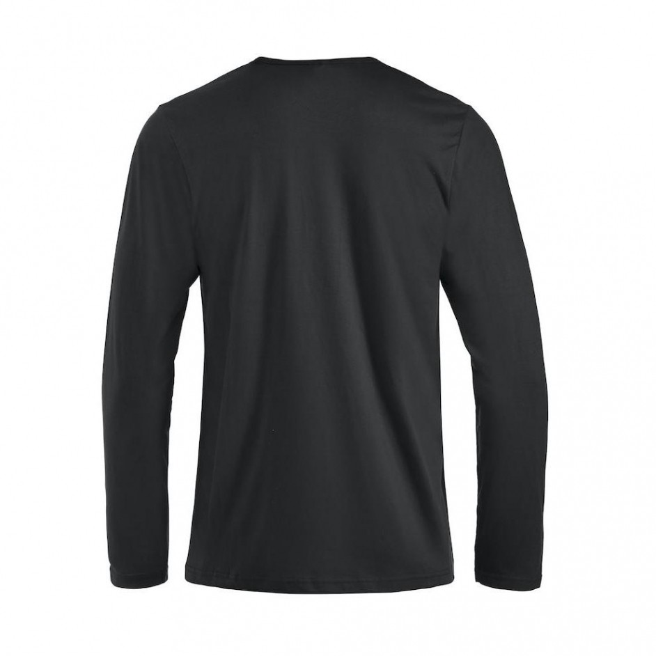Clique Fashion-T shirt long sleeve 029329