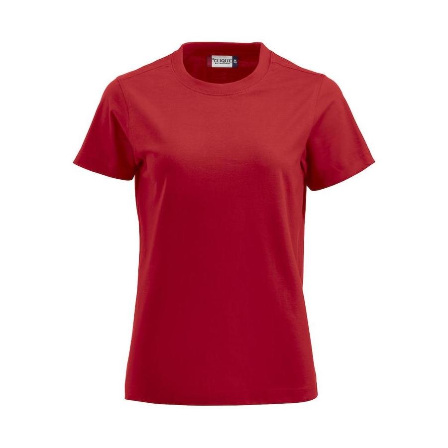 Clique premium T ladies shirt 029341