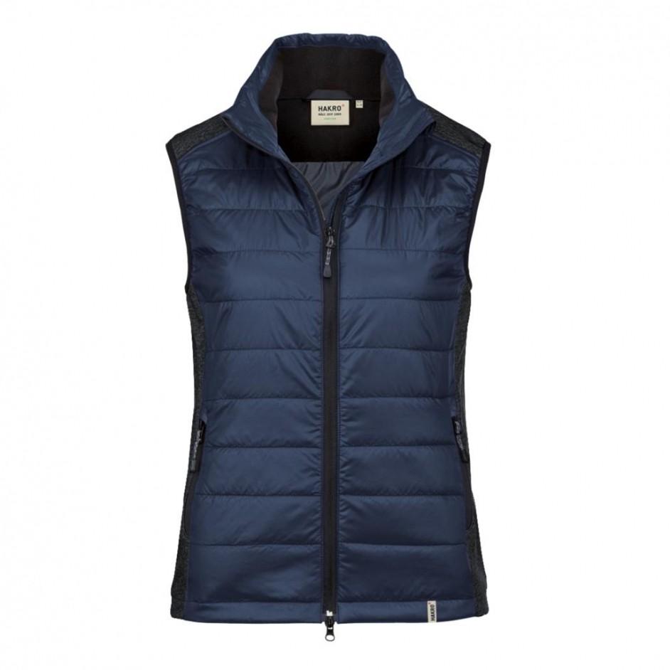 264 Dames Alabama Hybrid Vest Bodywarmer donkerblauw