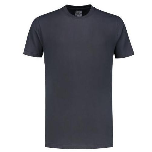 T-shirt grafietgrijs