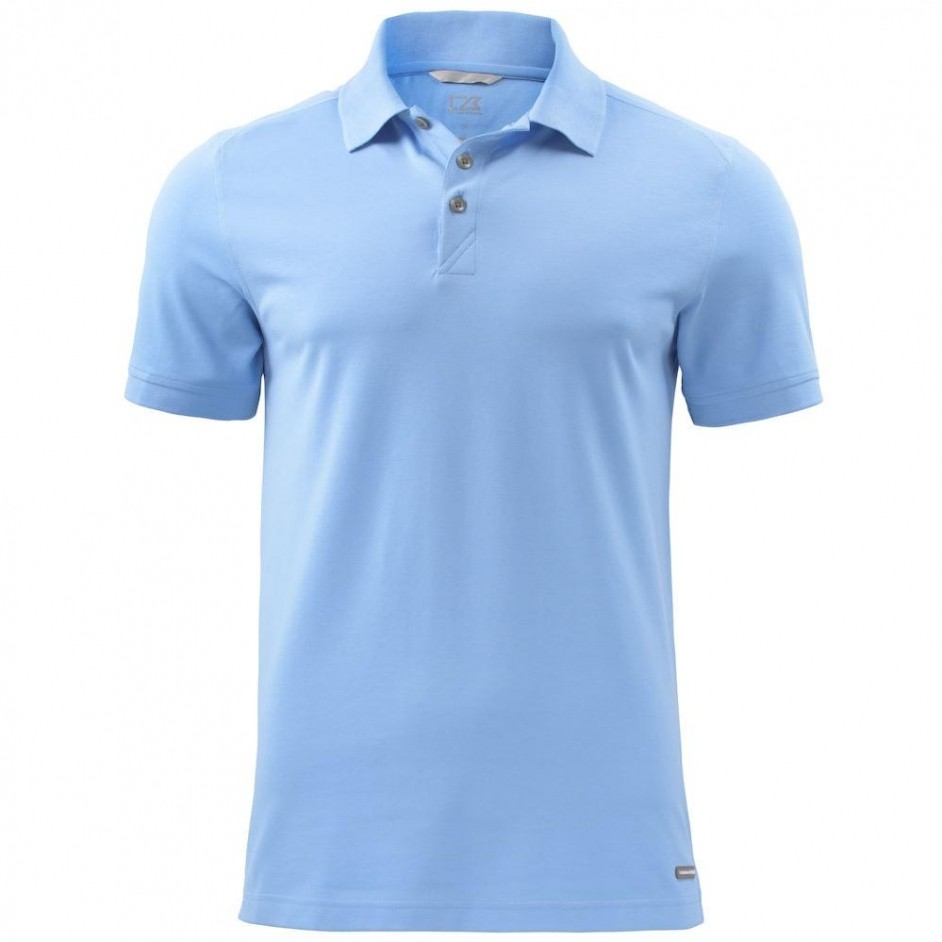 Advantage Polo (lichtblauw)