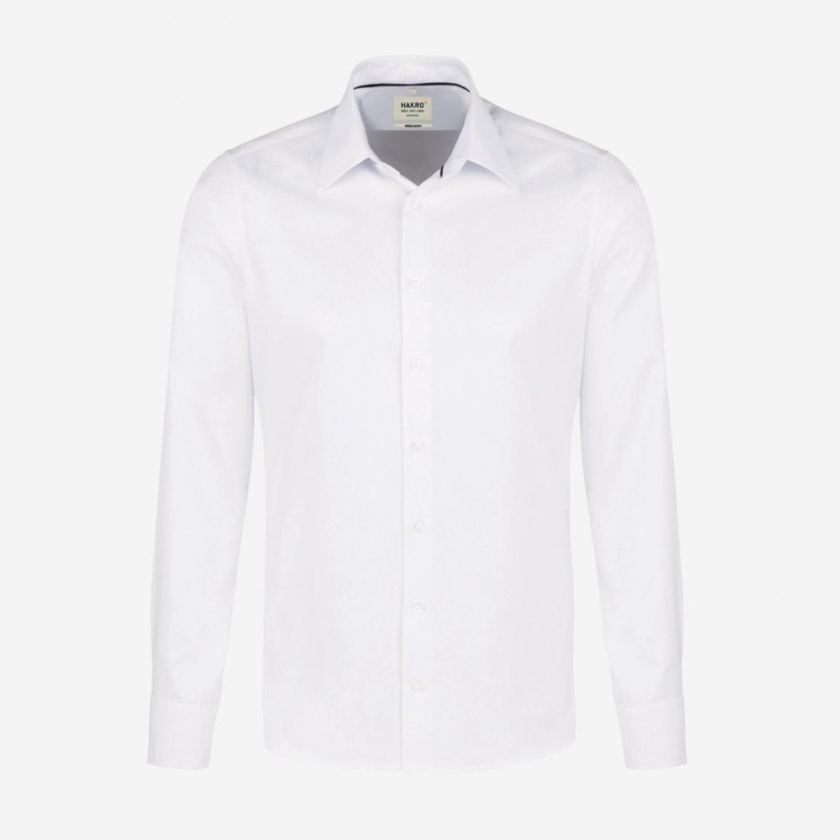 119 Long-sleeved Oxford Shirt