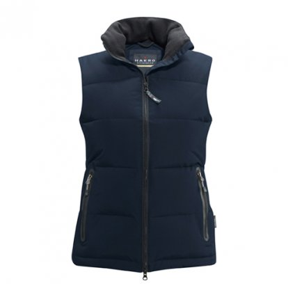 Hakro Bodywarmer Winnipeg 242 Ink Blue