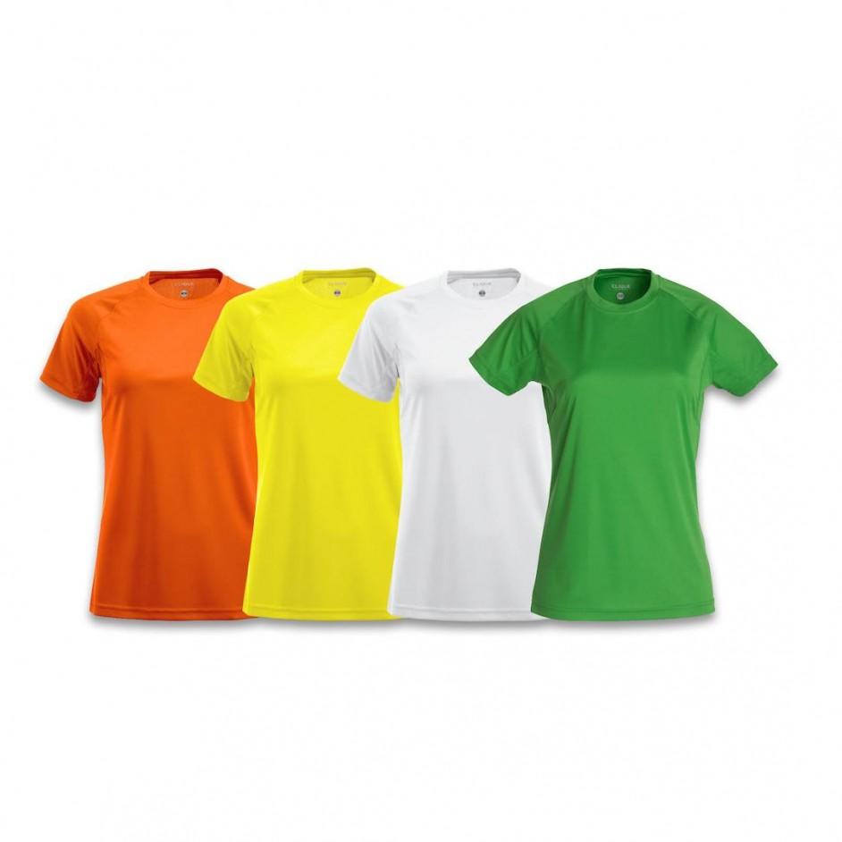 Clique Active-T shirt Ladies 029339