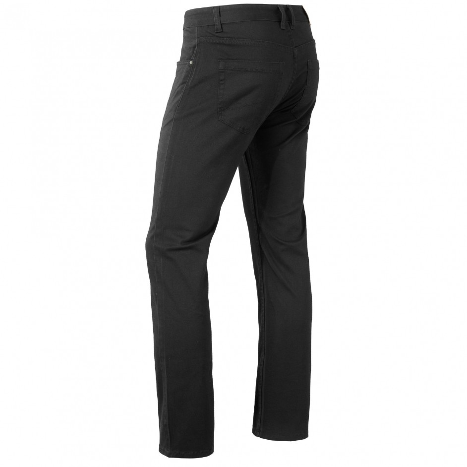 Bram's Paris 1.3100E14-900 black Hugo 5-pocket jeans