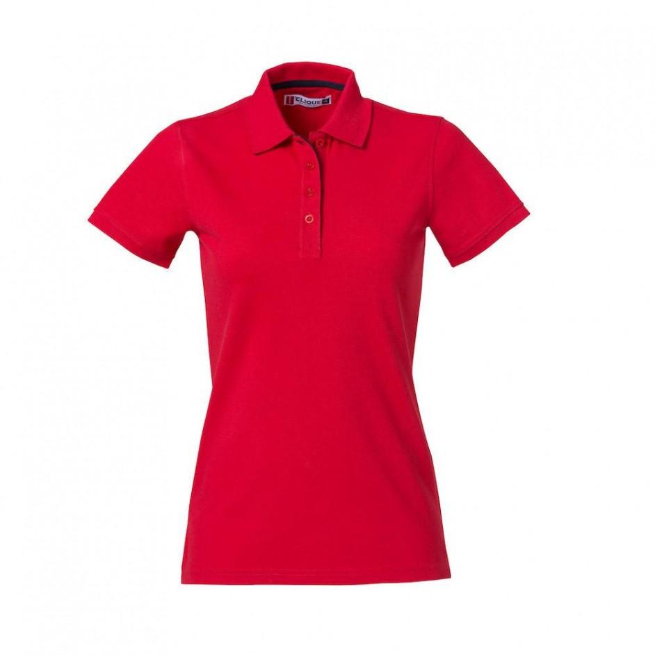 Clique Heavy Premium Polo Ladies 028261