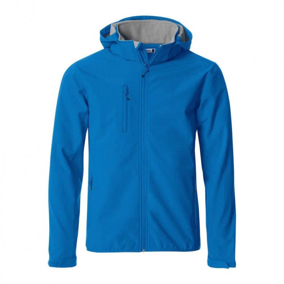 Clique 020912 Basic Heren Softshell Hoody Jacket