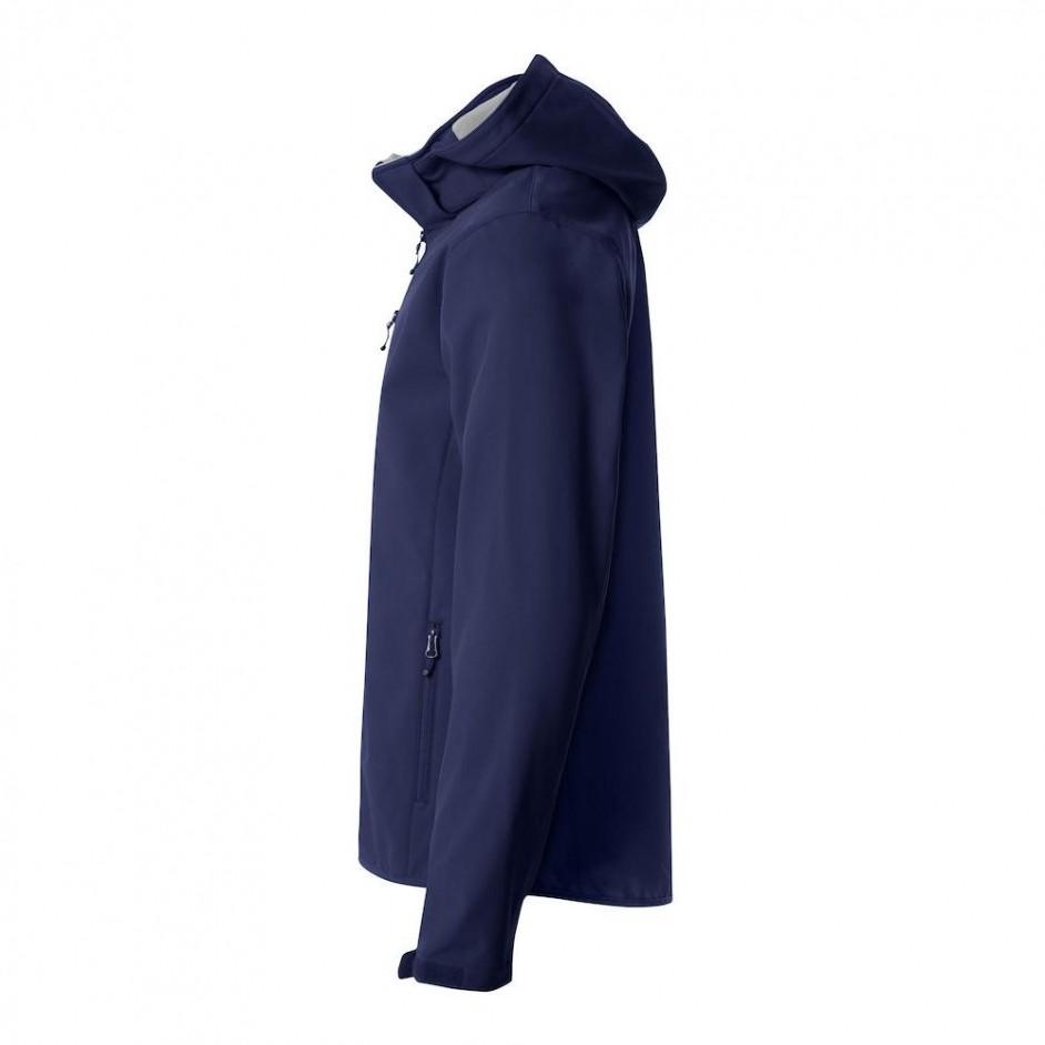 Clique 020912 Basic Heren Softshell Hoody Jacket