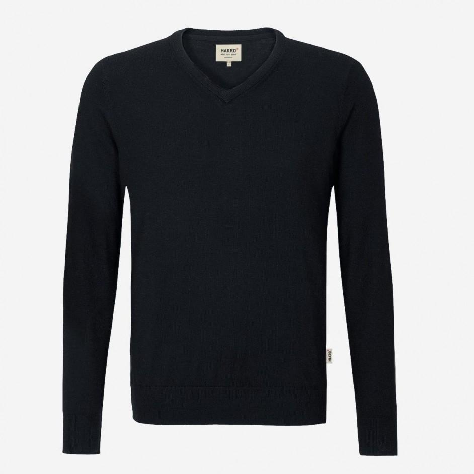 144 Merino Wool V-Neck Pullover