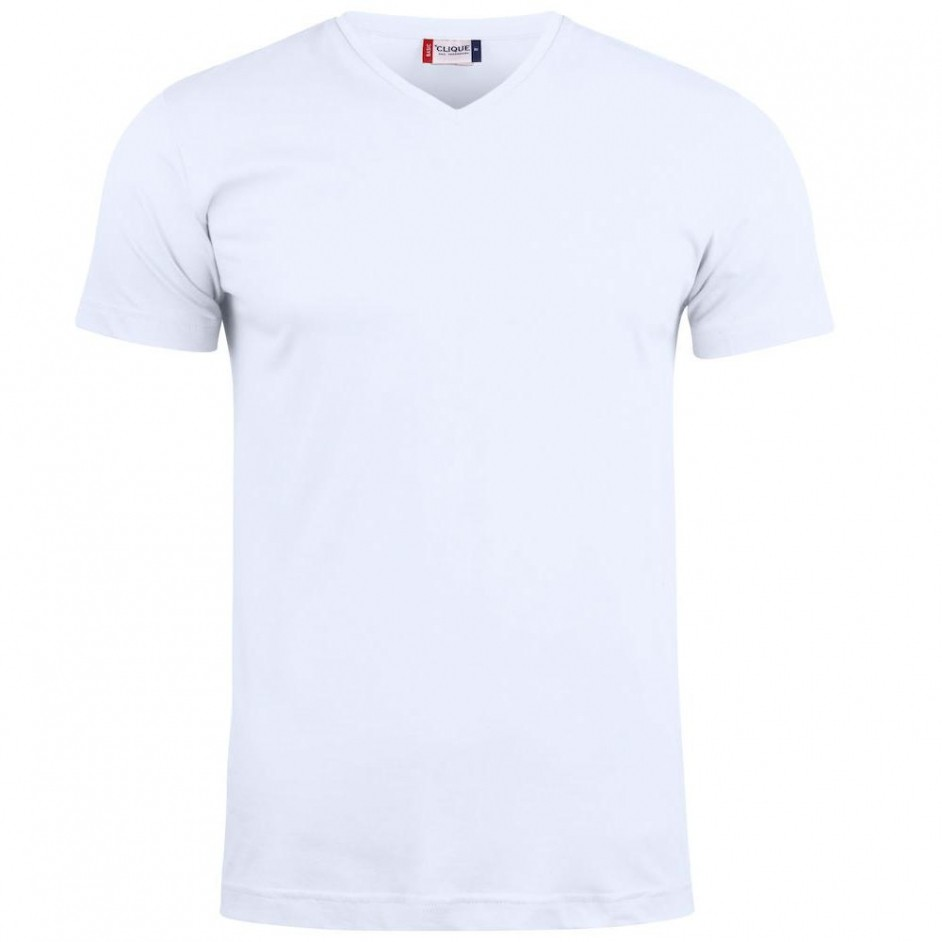 Clique Basic-T V-neck 029035