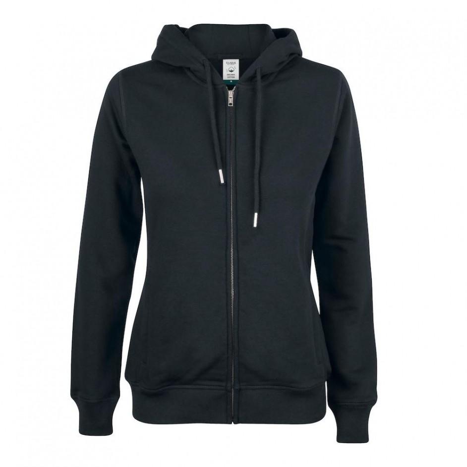Premium OC Hoody Full Zip Ladies Clique Clique 021005