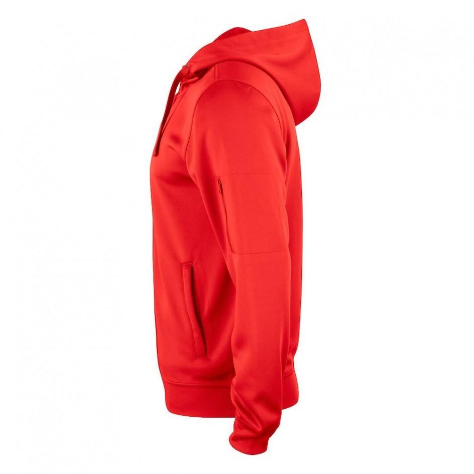 Clique Basic Active Hoody Full Zip 021014