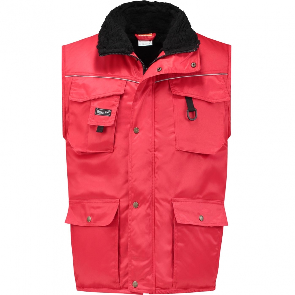 Workman WM Beaver Bodywarmer