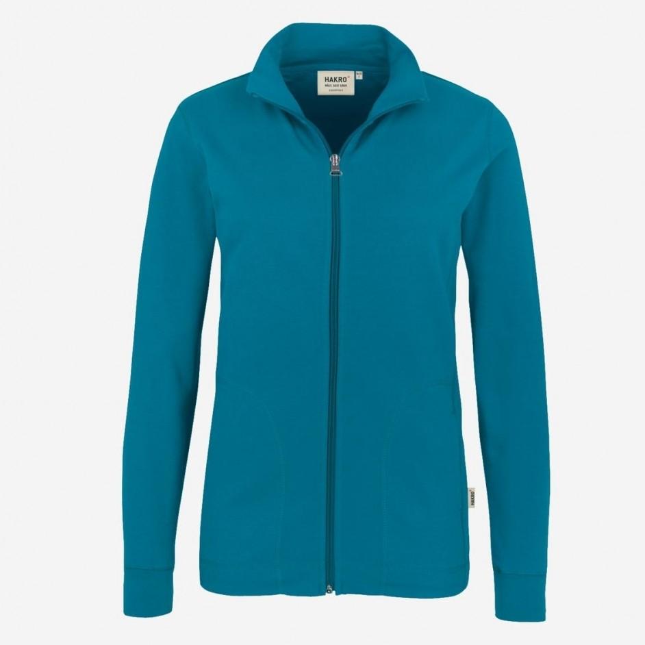 227 Hakro dames Interlock Jacket