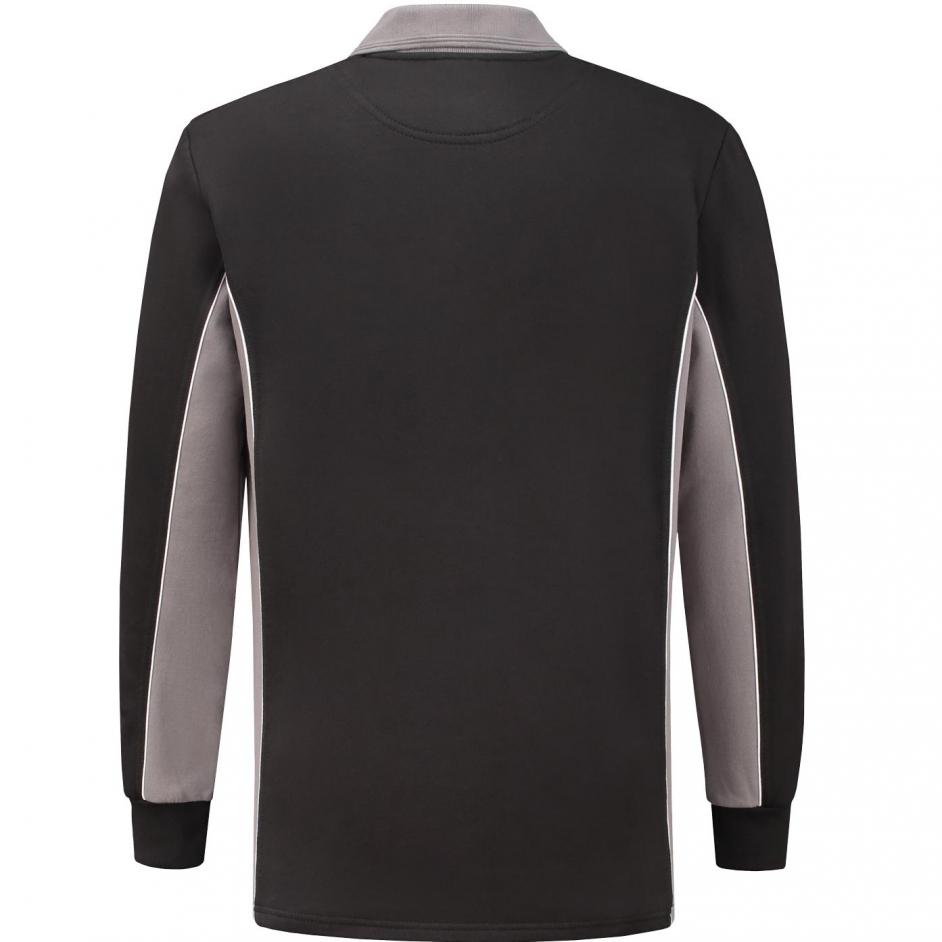 WM Polo Sweater Bi-Colour