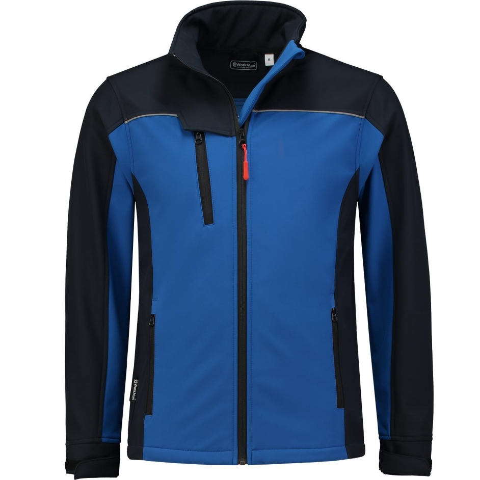 Workman WM Softshell Experience Jacket