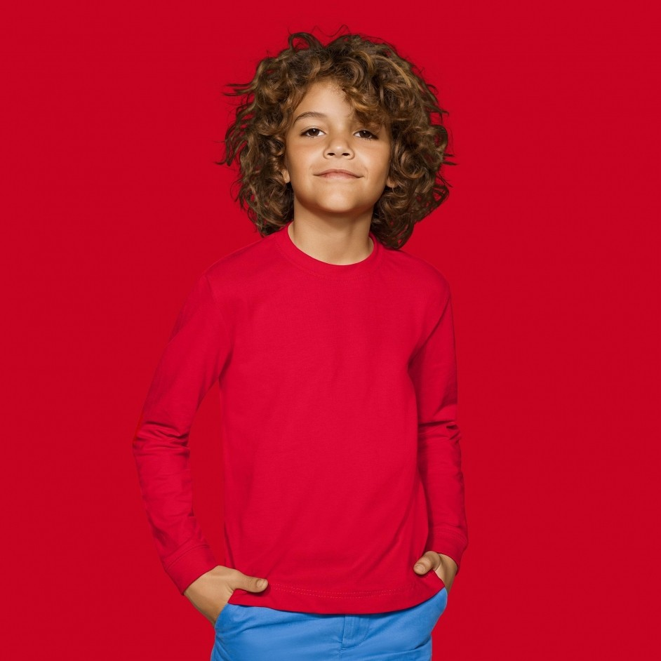 415 Hakro Kid's Long Sleeve