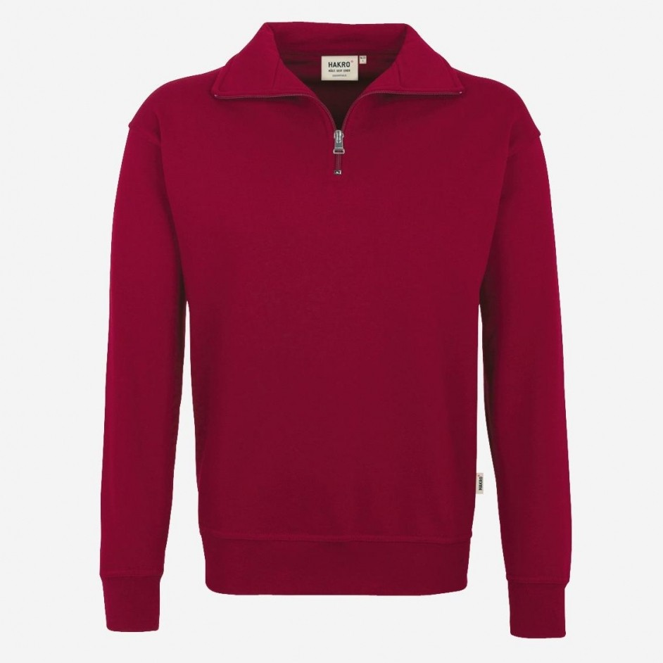 451 hakro Premium Zip Sweatshirt
