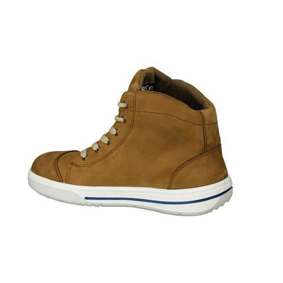Gerba Sneaker High S3 Bruin