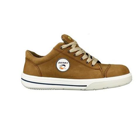 Gerba Sneaker Low S3 Bruin