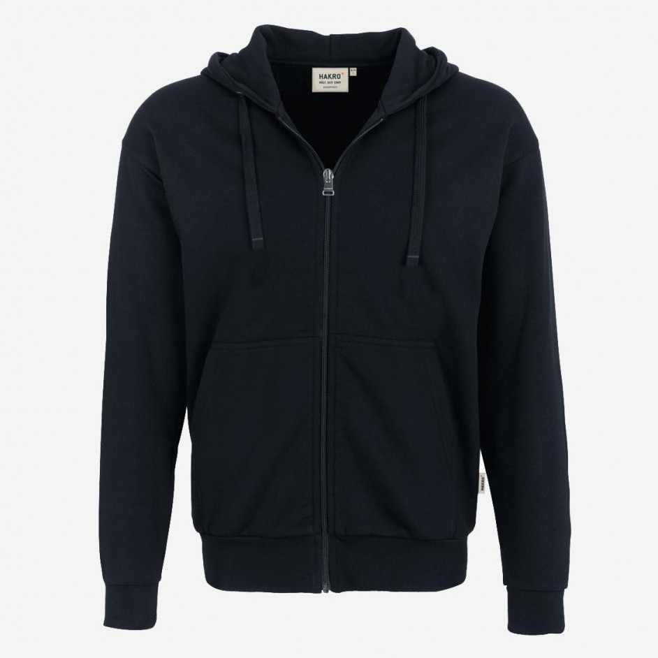 605 Hakro Premium Hooded Sweat Jack