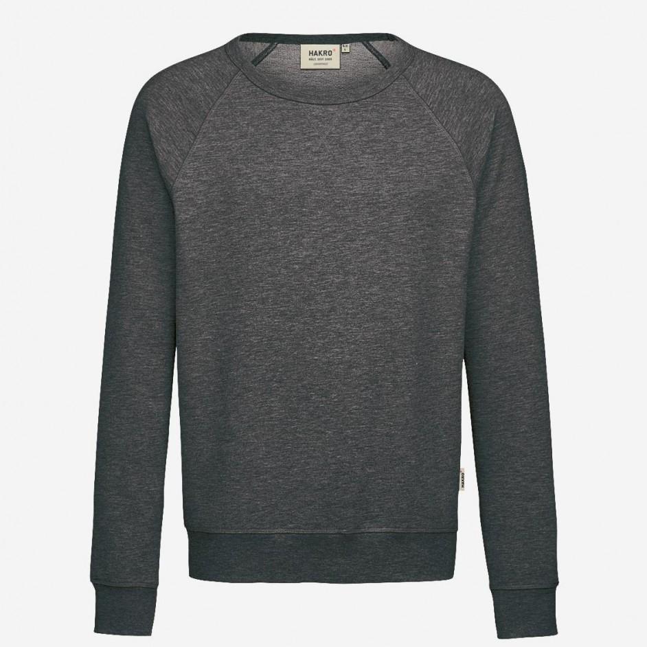 607 heren raglan sweater Hakro