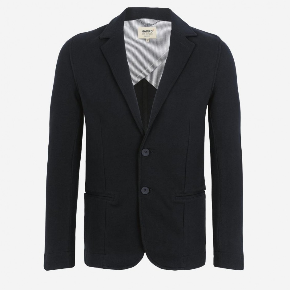 660 Hakro Premium Sweat Blazer