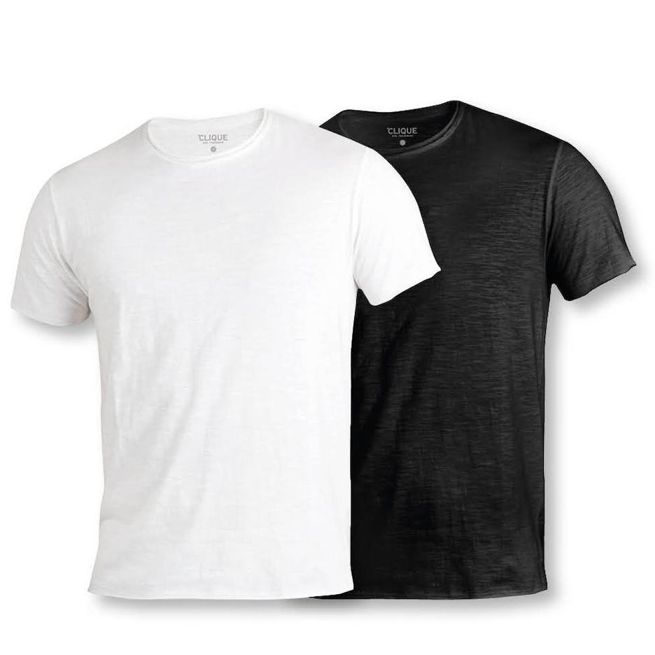 Clique Derby-T shirt heren 029342