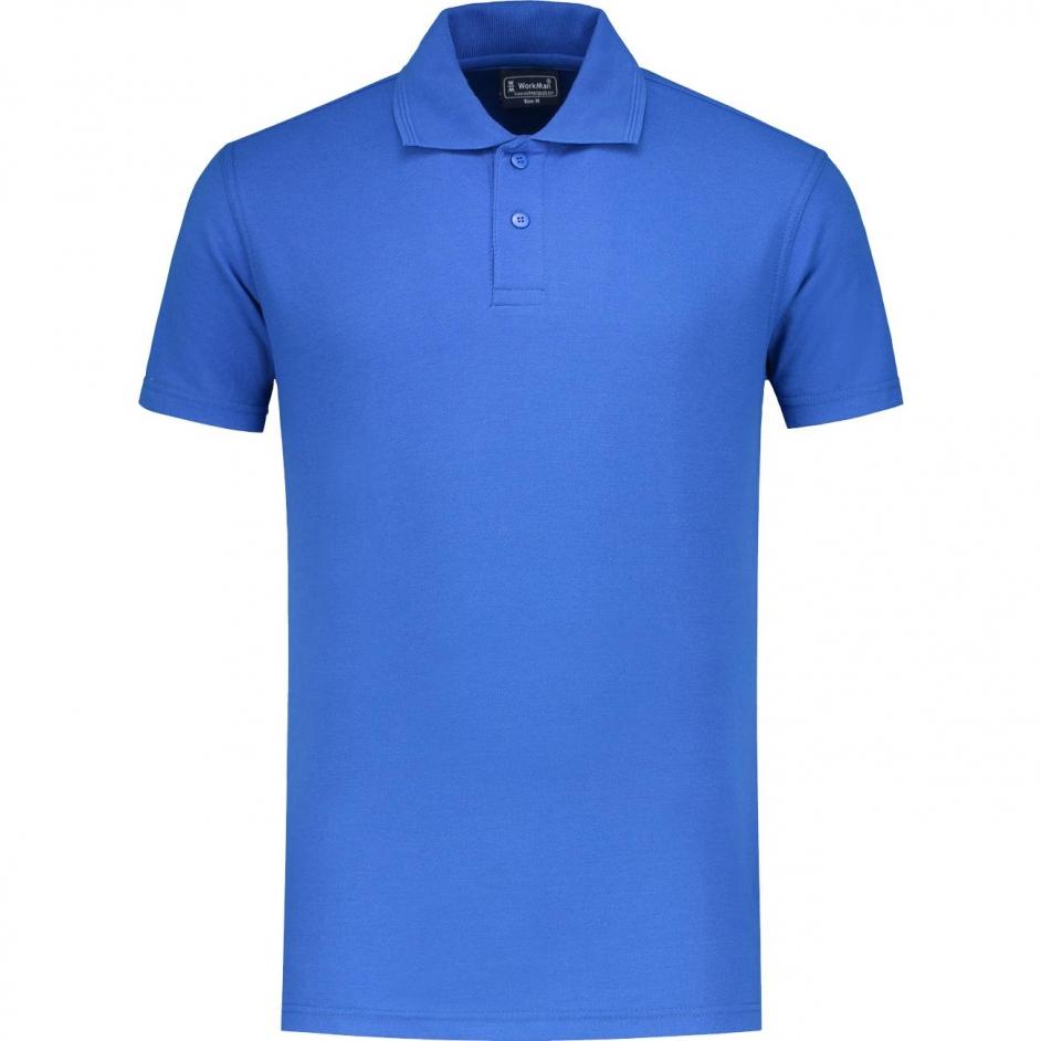 Poloshirt 8104 koningsblauw