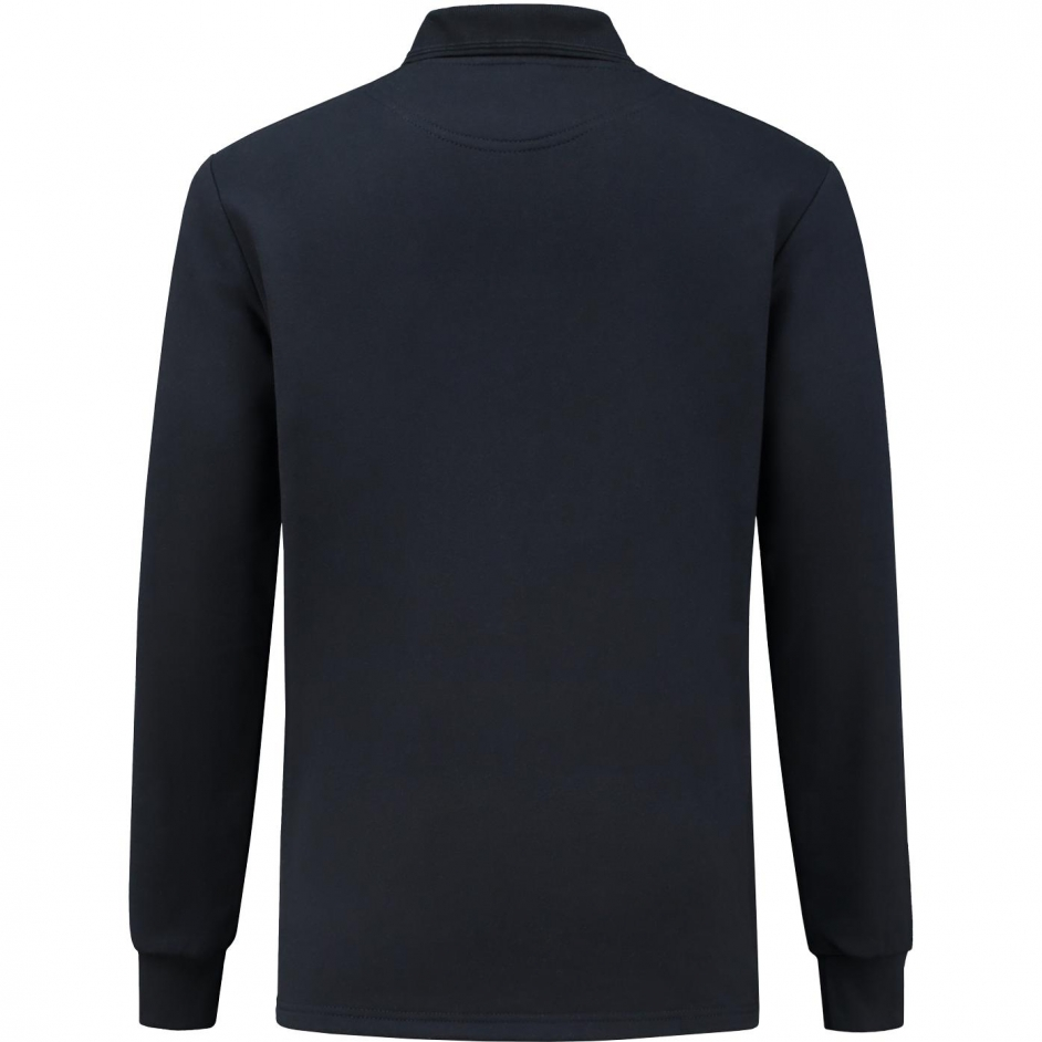 WM Outfitters Polosweater split