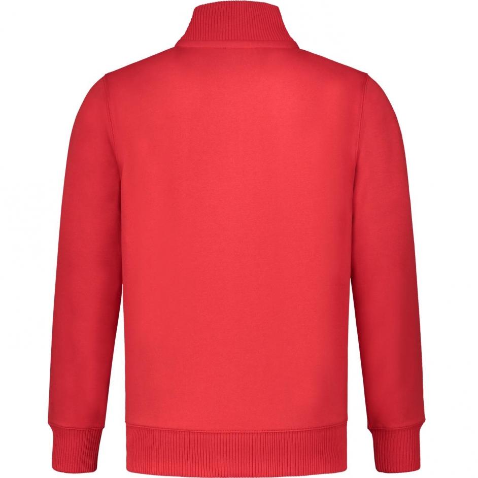 WM Uni Sweatvest (rood)