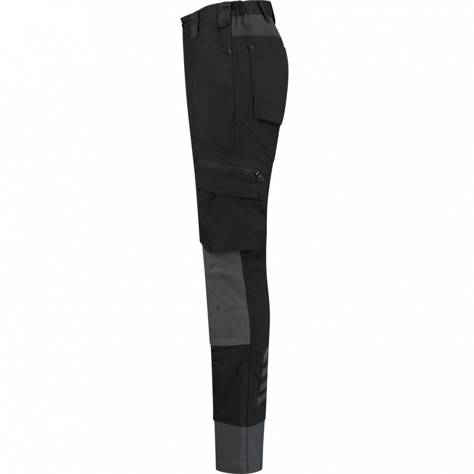Workman 9065 Stretch werkbroek zwart