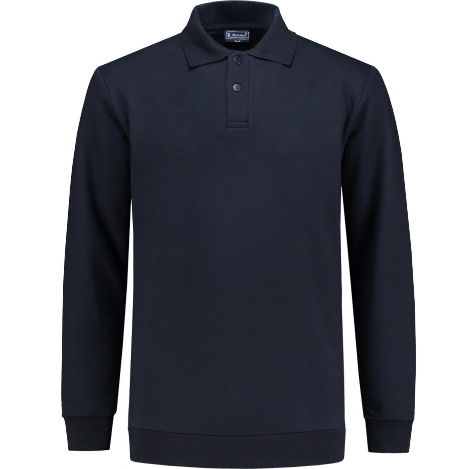 WM Outfitters Polosweater (rib board)