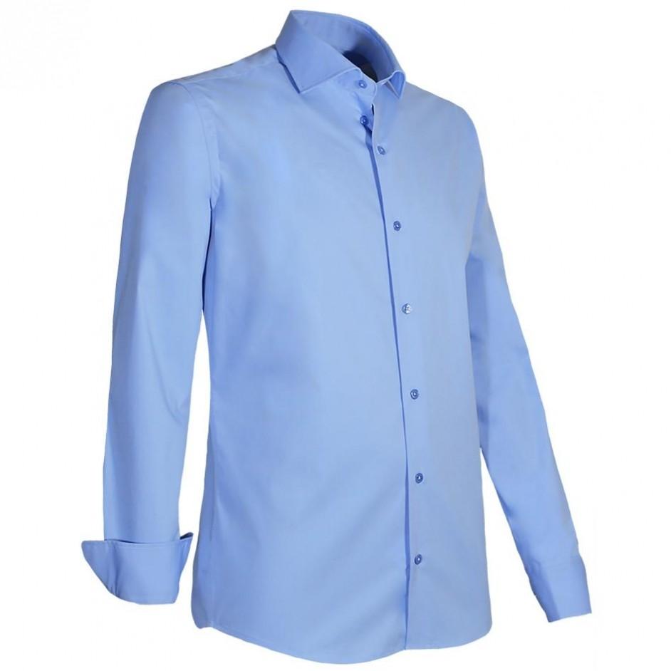 Giovanni Capraro 936 Stretch overhemd