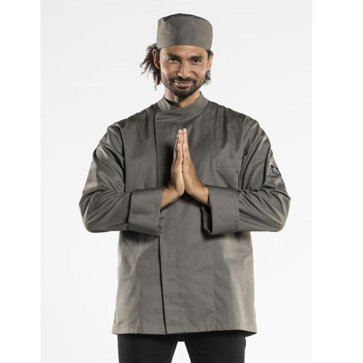 CHEF JACKET BACIO KHAKI 940