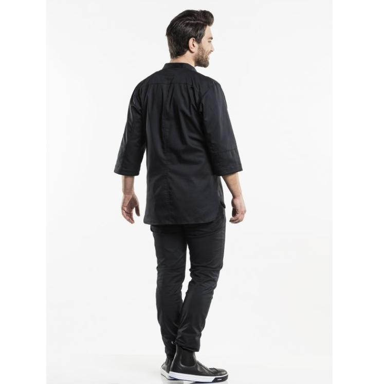 CHEF JACKET BUJUTSU BLACK 236