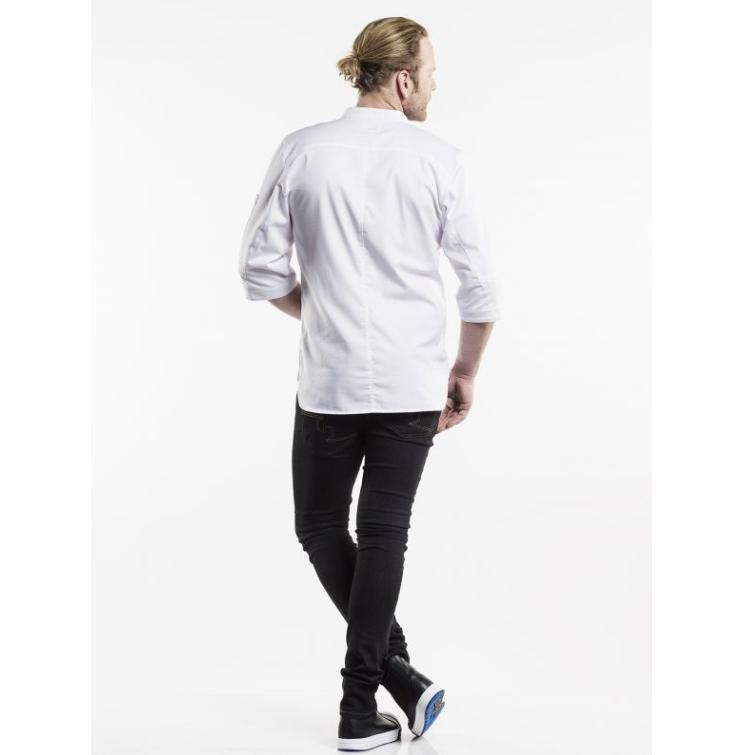 CHEF JACKET BUJUTSU WHITE 238