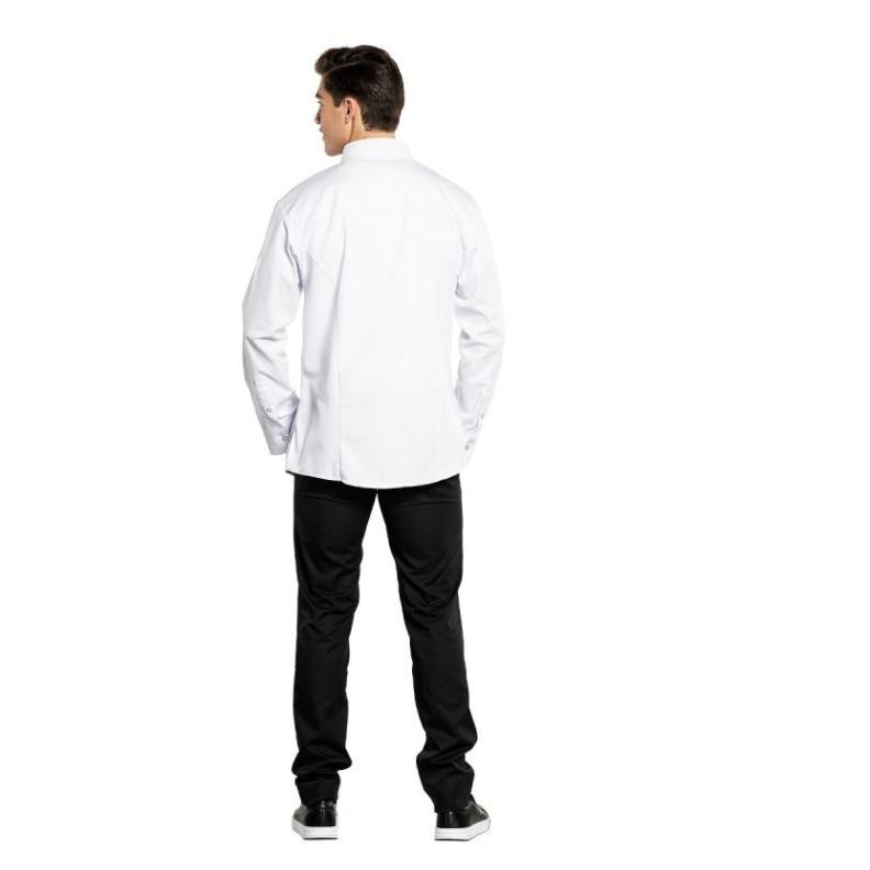 CHEF JACKET CHEF SHIRT WHITE 990