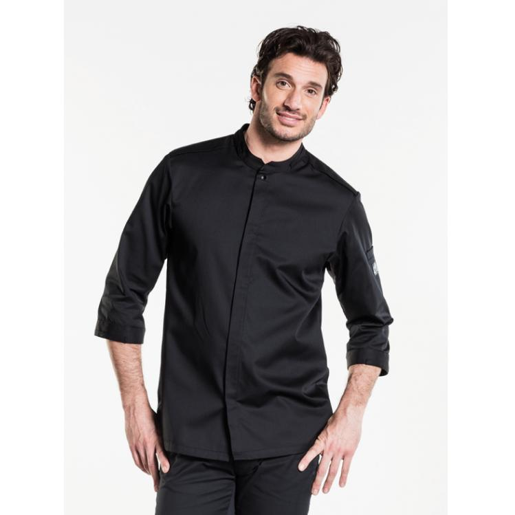 CHEF JACKET RIVA UFX BLACK 225