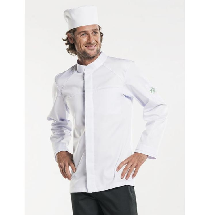 CHEF JACKET SALERNO RPB WHITE 209