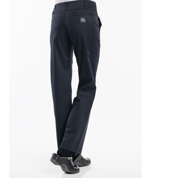 189 CHEF PANTS LADY BLACK