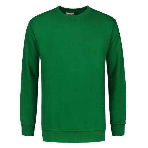 Uni sweater Workman 8220 Groen
