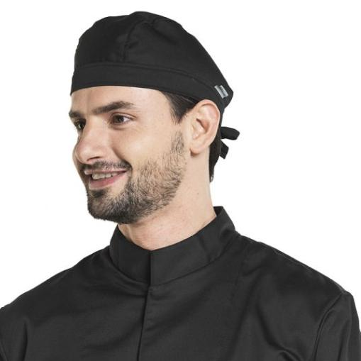 HEADWEAR BANDANA BLACK ONE SIZE 38499