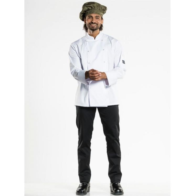 HEADWEAR CHEF HAT DARK OLIVE | ONE SIZE 31599