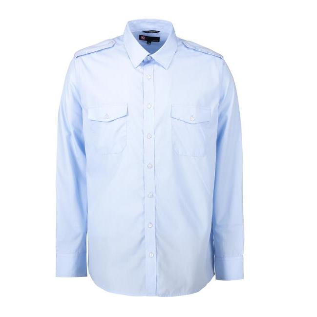 ID Identity 0230 Uniform shirt | long-sleeved