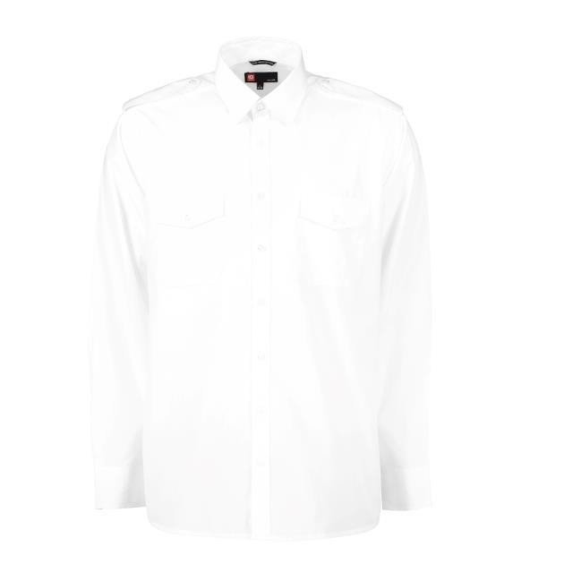 ID Identity 0230 Uniform shirt | long-sleeved