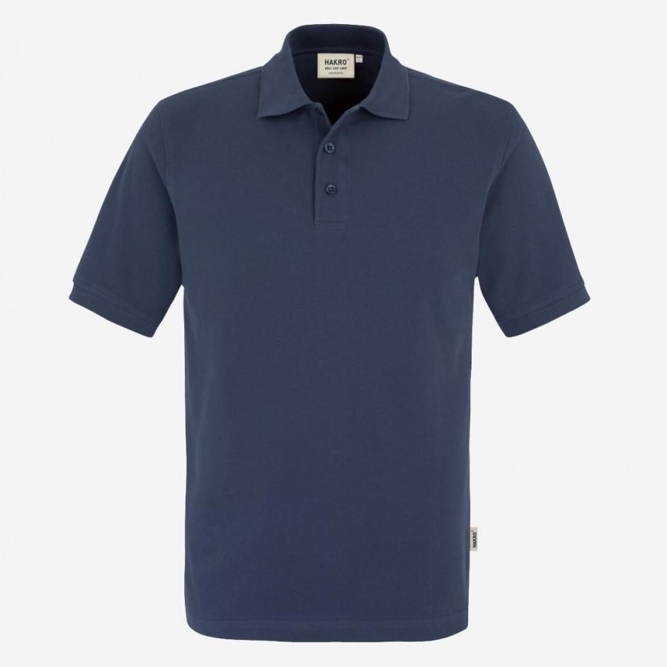 810 Poloshirt Classic Hakro Jeansblauw